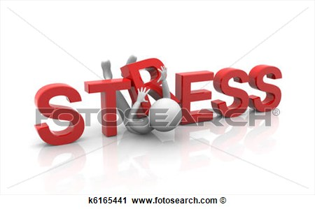 Clipart   Concept Of Heavy Stress  Fotosearch   Search Clip Art