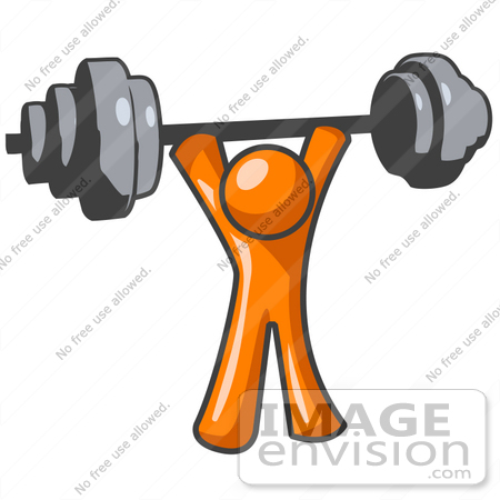 Determination Clipart  34208 Clip Art Graphic Of An