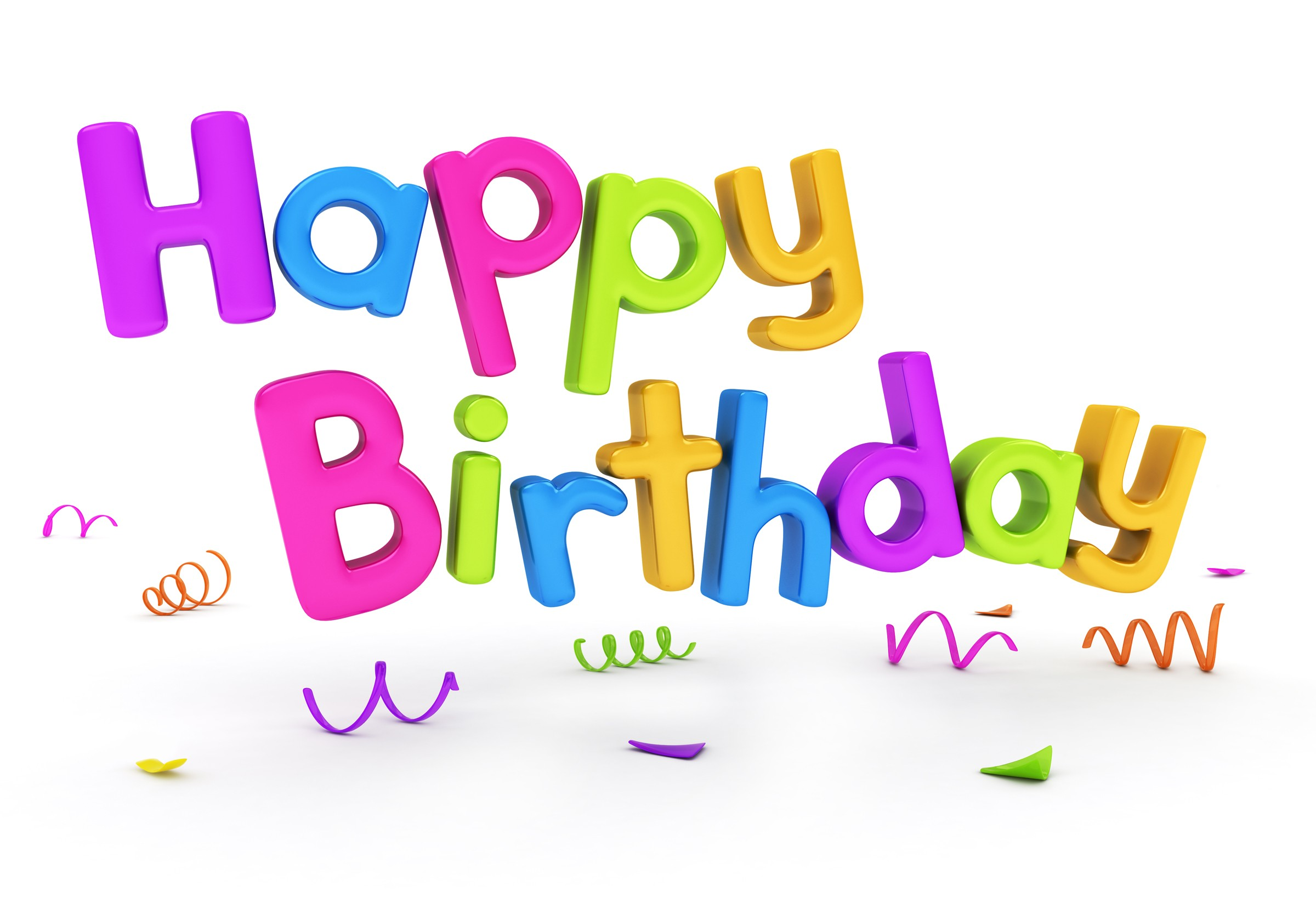 Happy Birthday Wishes Clipart - Clipart Kid