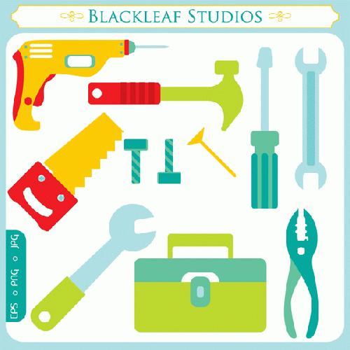clipart mechanic tools - photo #17