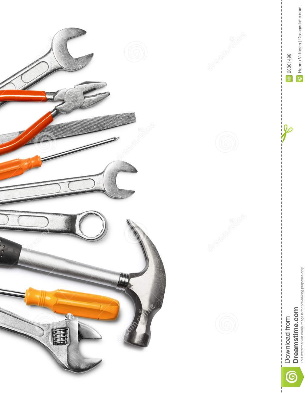 clipart mechanic tools - photo #23