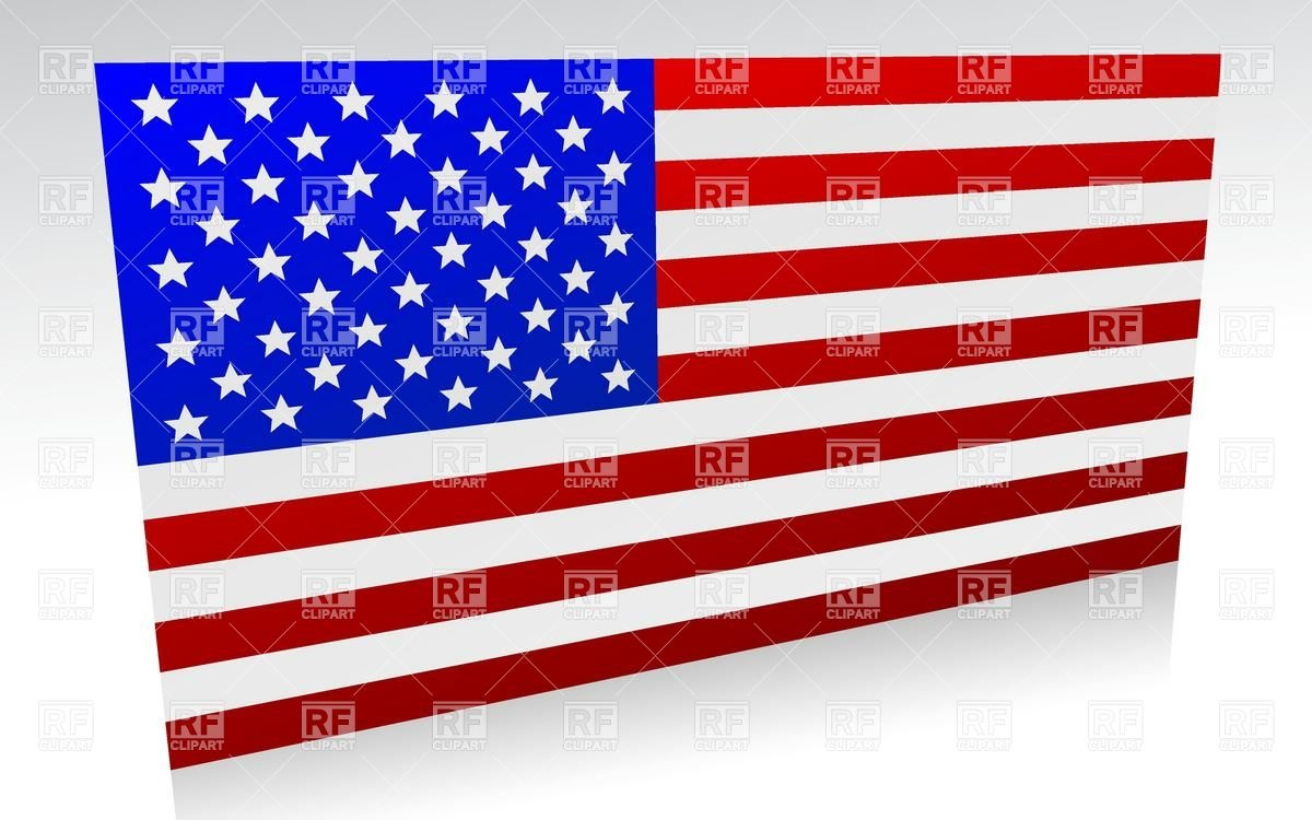 Stars And Stripes   The National Flag Of The United States Of America