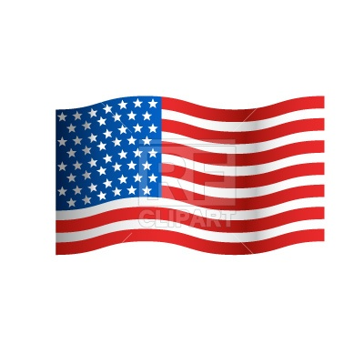 Stars And Stripes Usa Flag 195 Download Free Vector Clipart  Eps