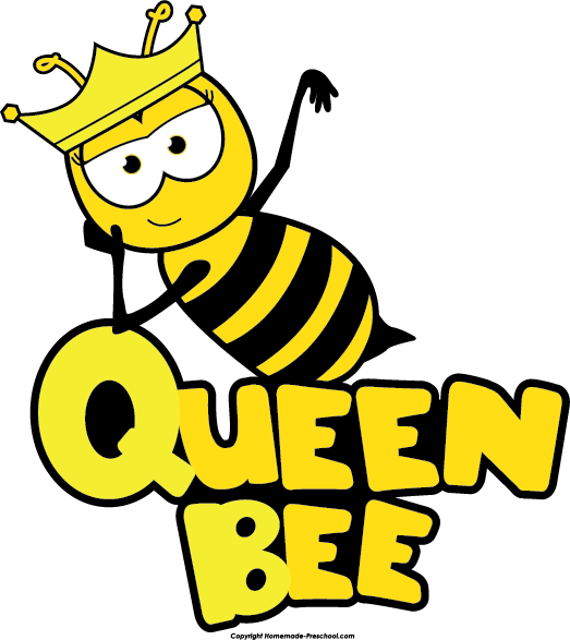 Home Free Clipart Bee Clipart Queen Bee