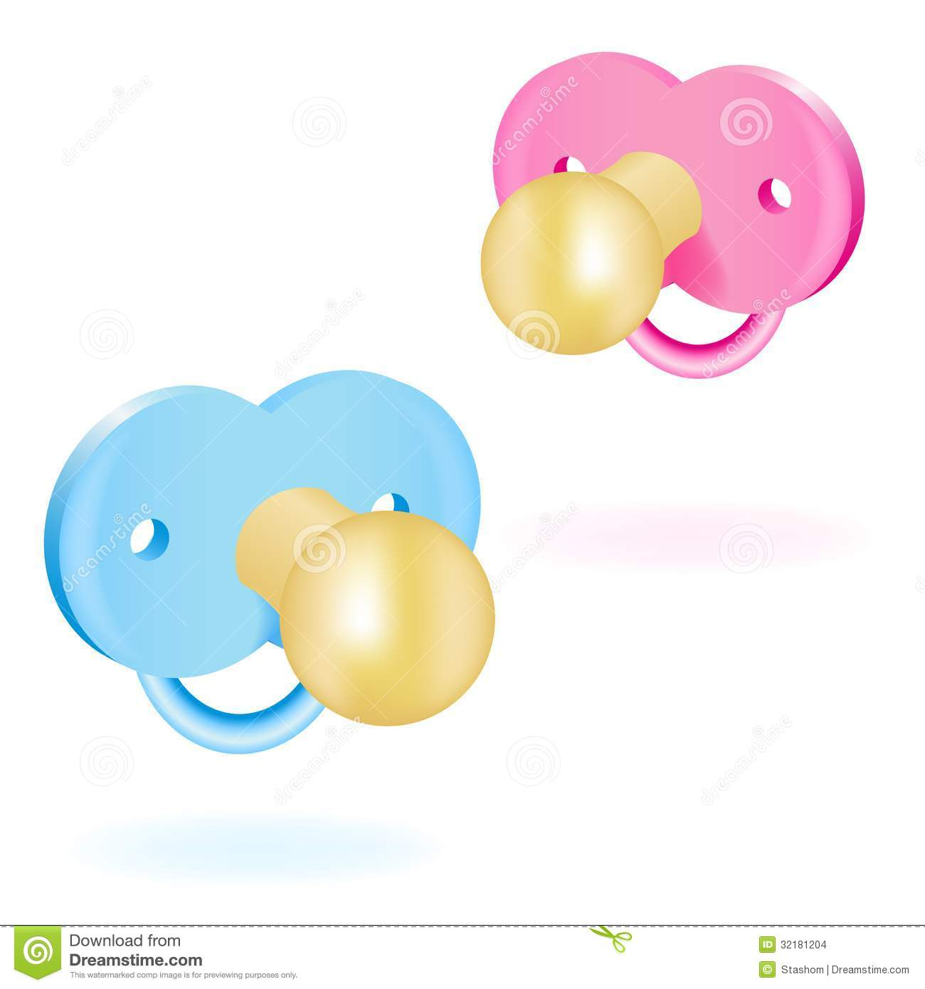 Pink Baby Pacifier Clipart Images For Pink Baby Pacifier Cool
