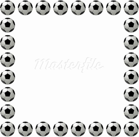 soccer border clipart panda free clipart images