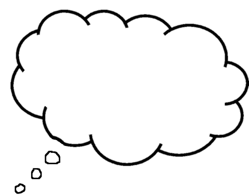 45 Thought Bubble Png   Free Cliparts That You Can Download To You