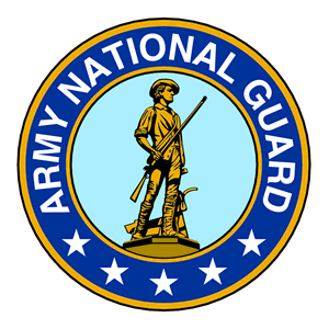 Army National Guard Logo Vector Logo Of Army National Guard Brand