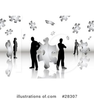 Business Clipart  28307 By Kj Pargeter   Royalty Free  Rf  Stock
