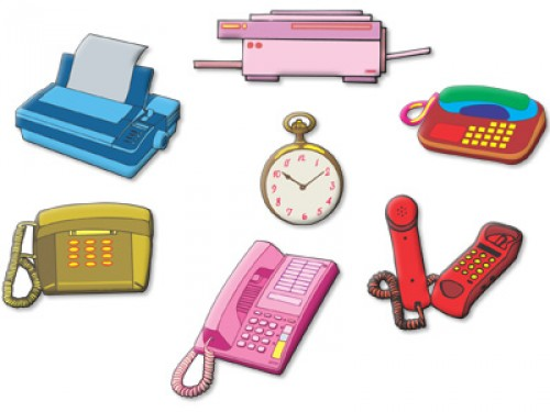 Office Equipment Clipart - Clipart Kid
