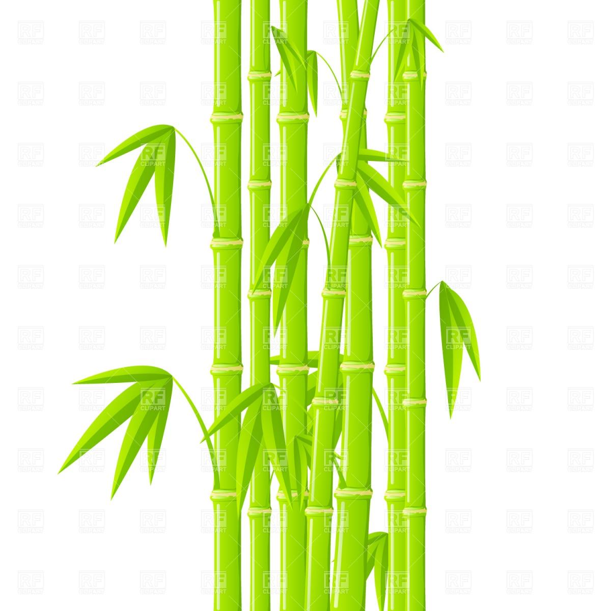 Bamboo sticks clip art cliparts