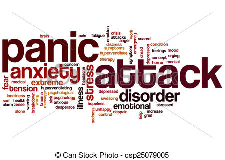 Panic Attacks and Anxiety Clip Art – Cliparts