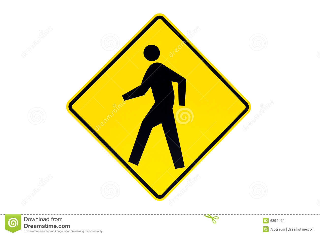 pedestrian sign clipart clipart suggest
