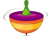 Spinning Top Clipart - Clipart Suggest