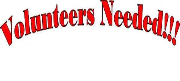 Volunteers Needed For Coming Season    Fsj Flyers