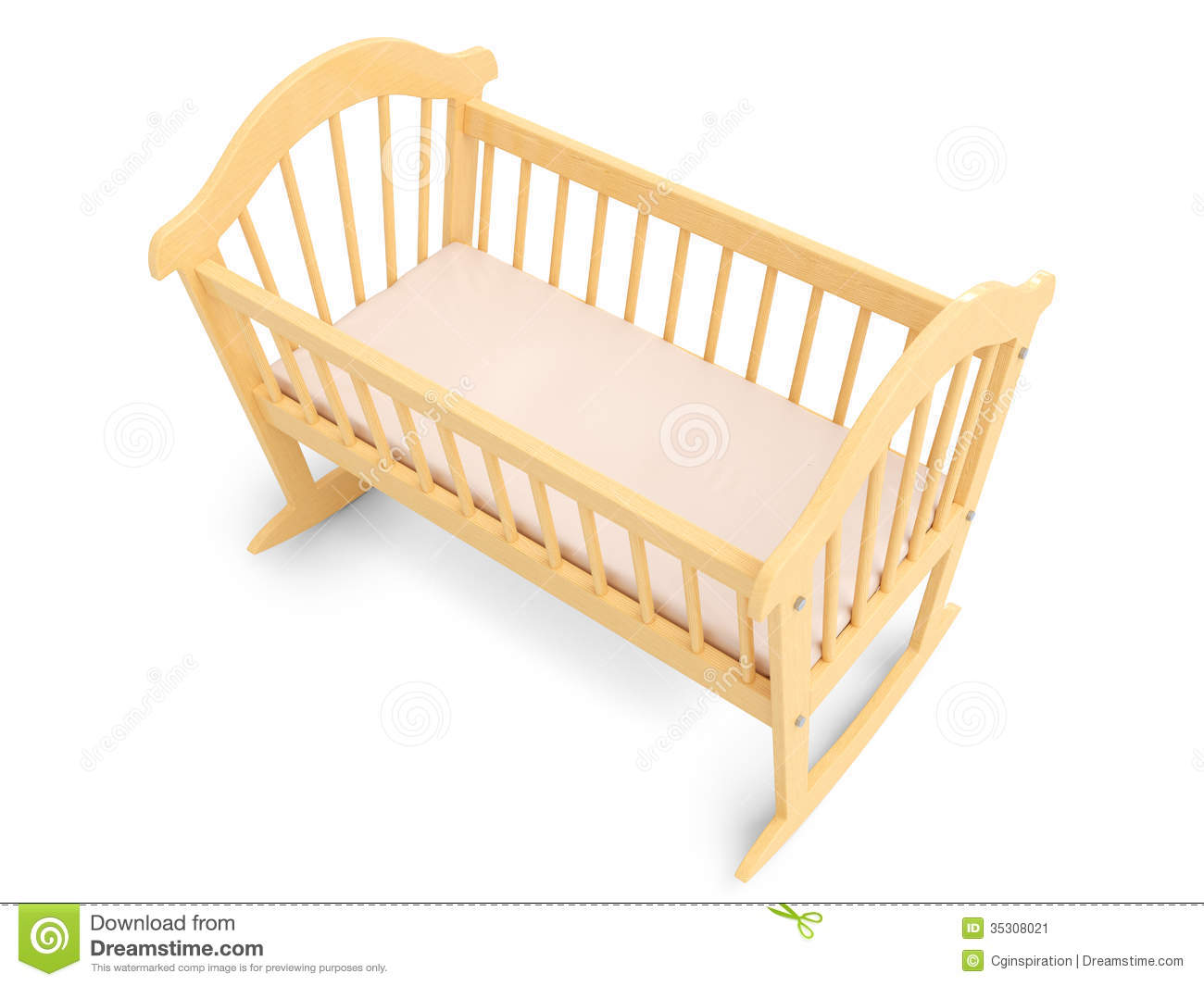 Cot Black And White Clipart - Clipart Suggest