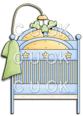 Crib Clipart Clipart Suggest