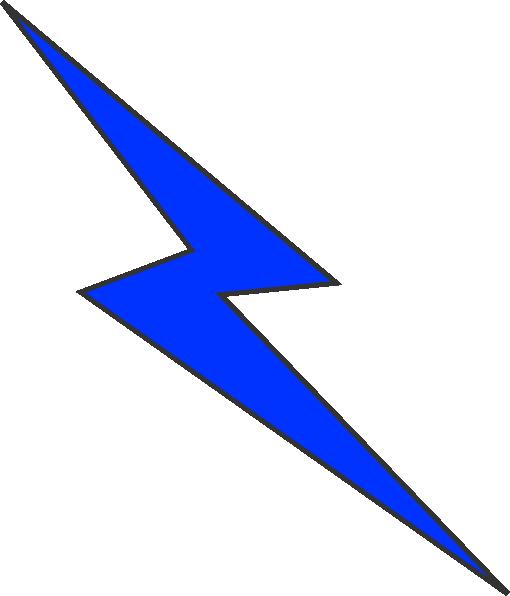 Clip Art Lightning Bolt Clip Art lightning bolt transparent clipart kid blue png