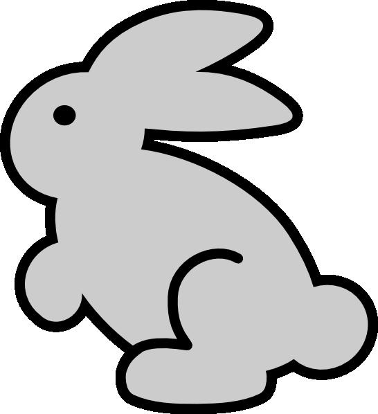 Bunny Clip Art At Clker Com   Vector Clip Art Online Royalty Free