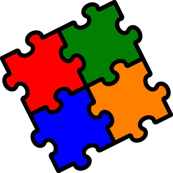 Puzzle Piece 2 Clip Art At Clker Com Vector Clip Art Online Royalty