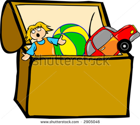 Cleaning Toys Clipart