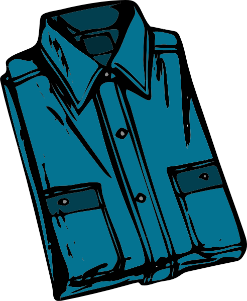 Clothing Shirt Clip Art