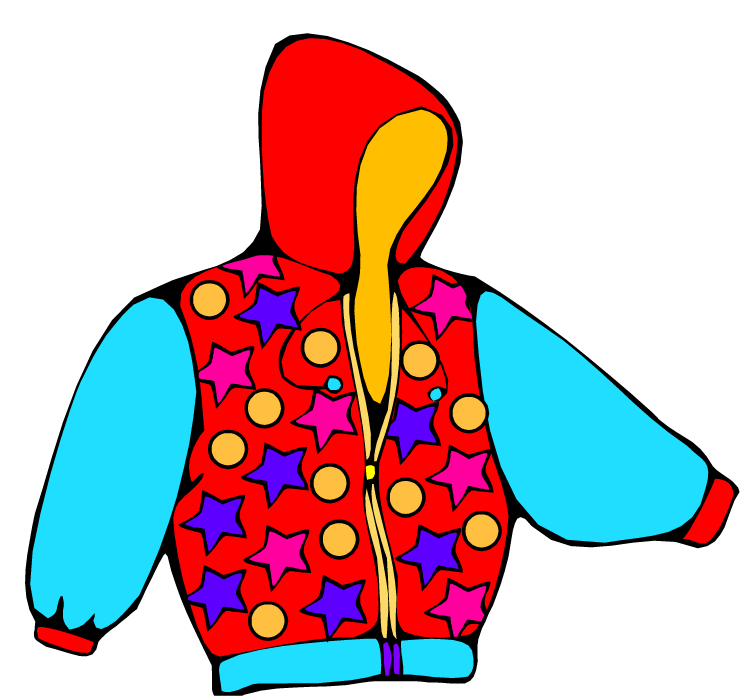 free clipart of winter clothing - photo #33