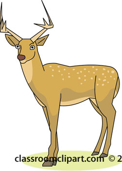 Deer Clipart - Clipart Kid
