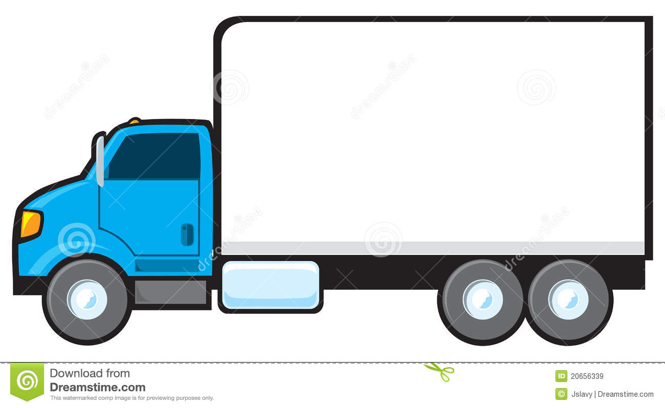 Food Delivery Truck Clipart   Clipart Panda   Free Clipart Images