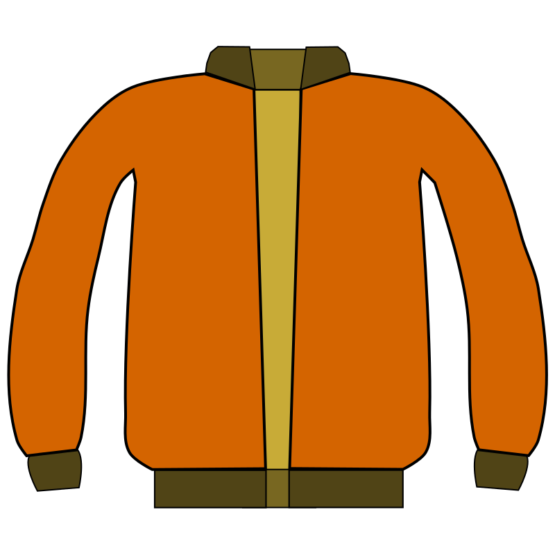 Jacket Clipart Posted Admin