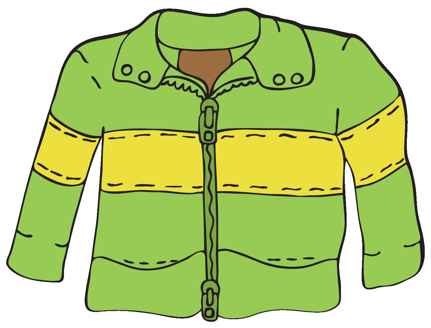 free clip art yellow jacket - photo #48