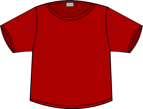Of Red T Shirt Clip Art Funny   Clipart Panda   Free Clipart Images