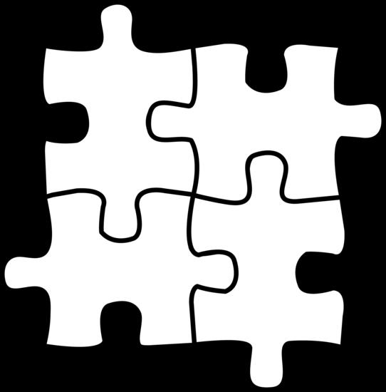 clipart puzzle