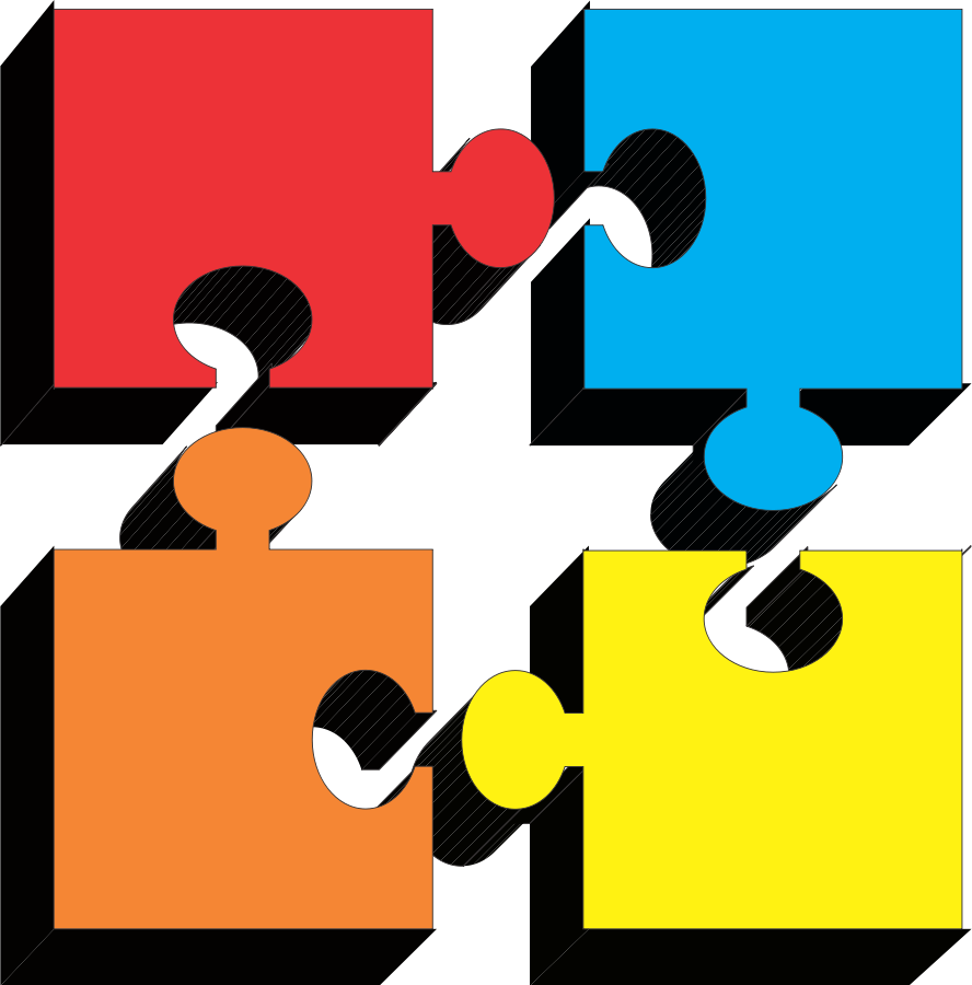 Puzzle Pieces Clipart Clipart Panda Free Clipart Images