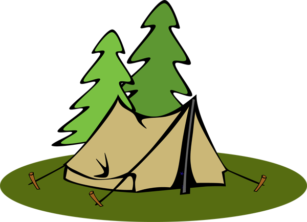 Tent Camping   Survival Skills   Clipart Panda   Free Clipart Images