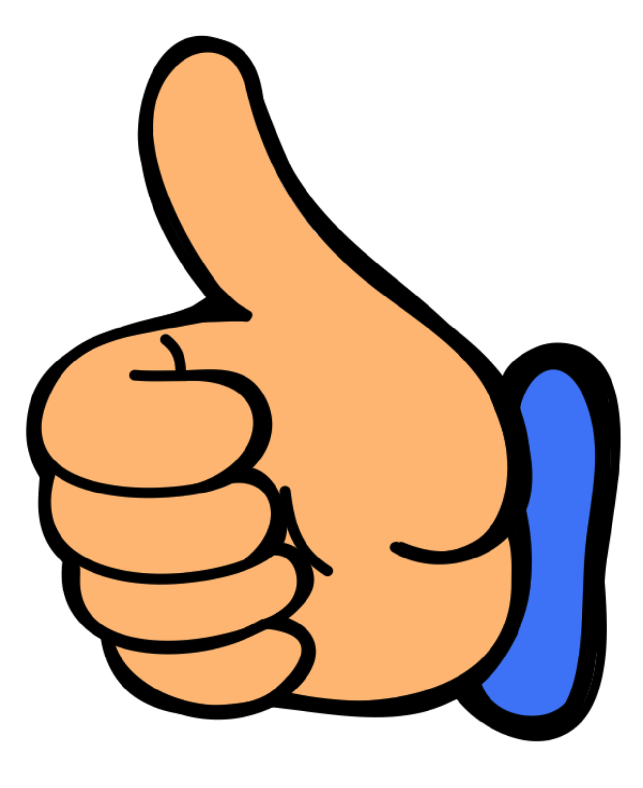 Thumb Clipart Thumbs Up I Get It