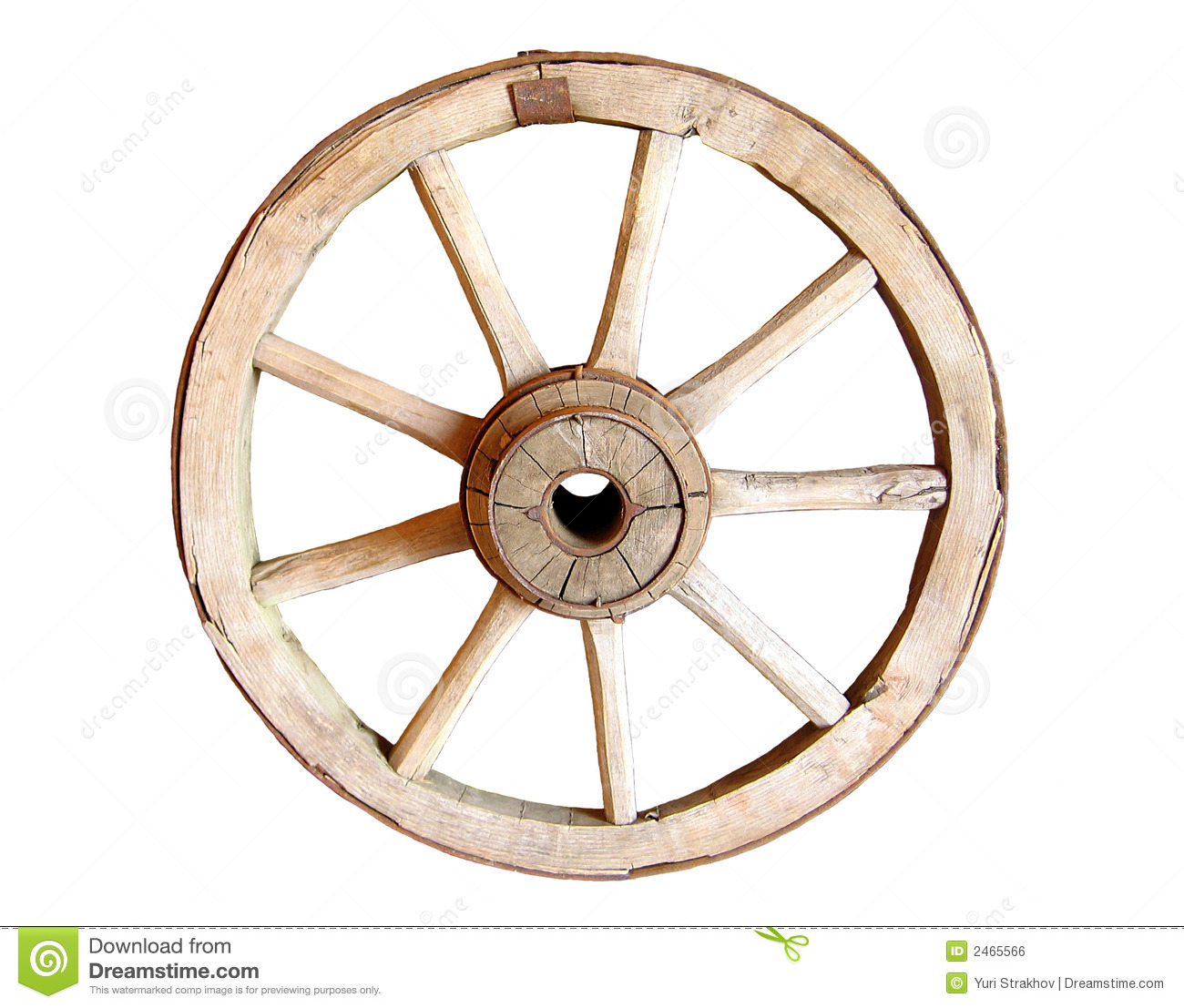 Western Wagon Clipart Old Antique Wagon Wheel