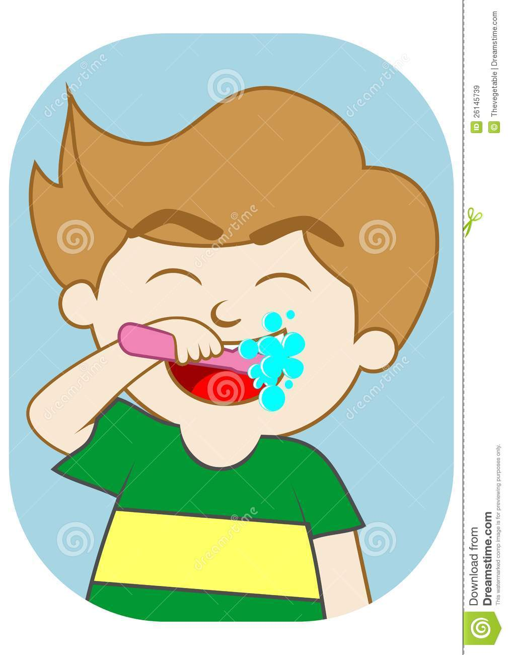 Brush Your Teeth Clipart - Clipart Kid