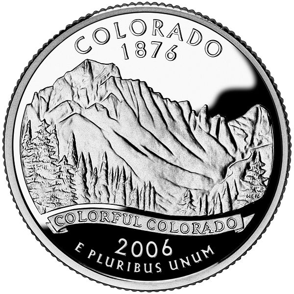 Colorado  Facts Map And State Symbols   Enchantedlearning Com