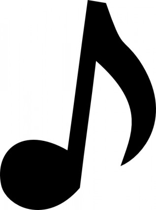Musical Note 2 Clip Art Free Vector In Open Office Drawing Svg    Svg