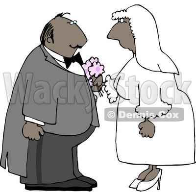 People Getting Married Clipart Getting Married Clipart