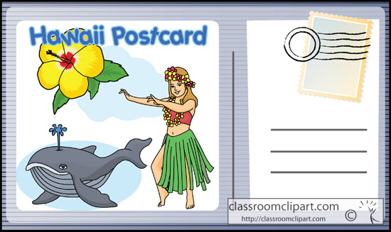 Post Card Clipart Clipart Suggest