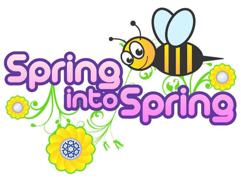 Spring Into Spring Clipart - Clipart Kid