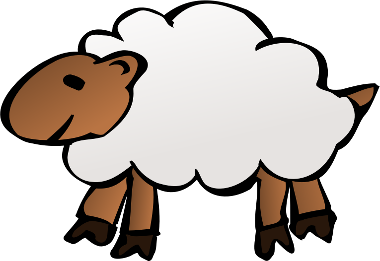 There Is 20 Cartoon Sheep Free Cliparts All Used For Free