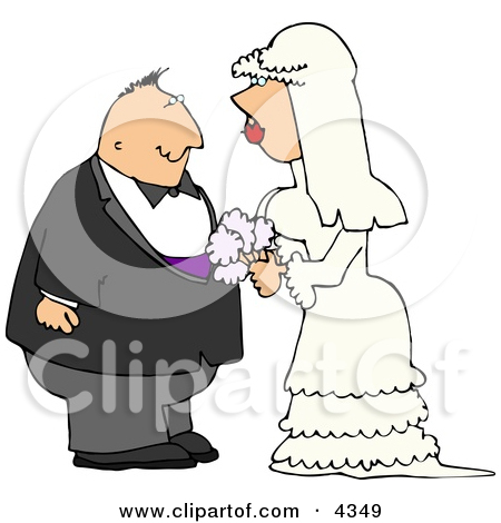 Woman Looking At Each Other Before Getting Married Clipart By Djart