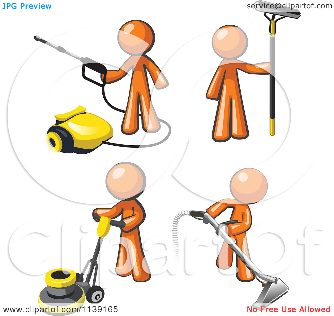 Carpet Cleaning Clip Art