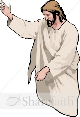 Christ S Blessing   Jesus Clipart