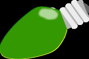 Christmas Light Bulb Clipart - Clipart Kid