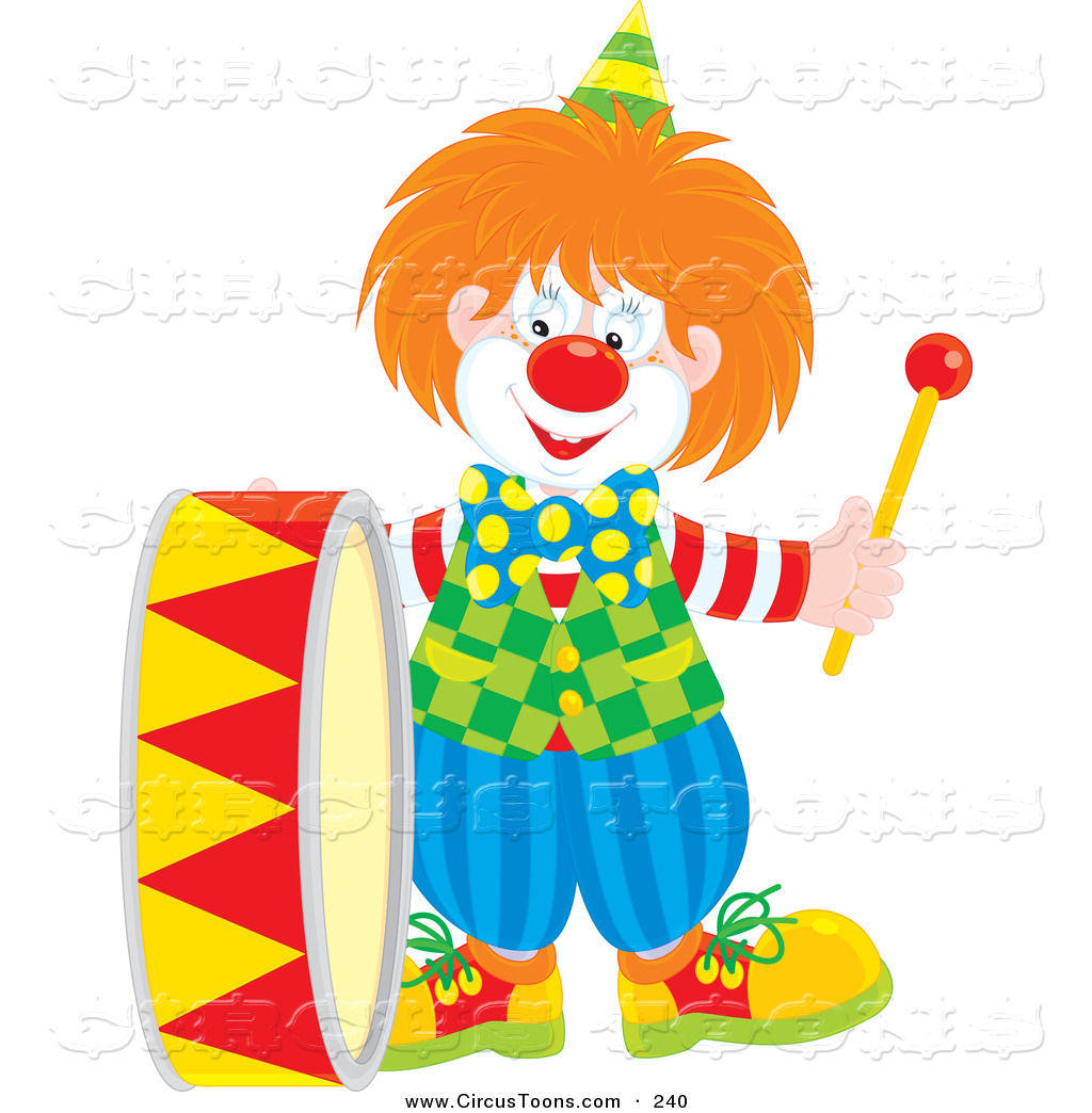 Happy Clown Clipart - Clipart Suggest
