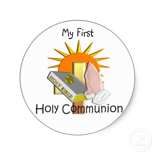 First Communion Clipart - Clipart Kid